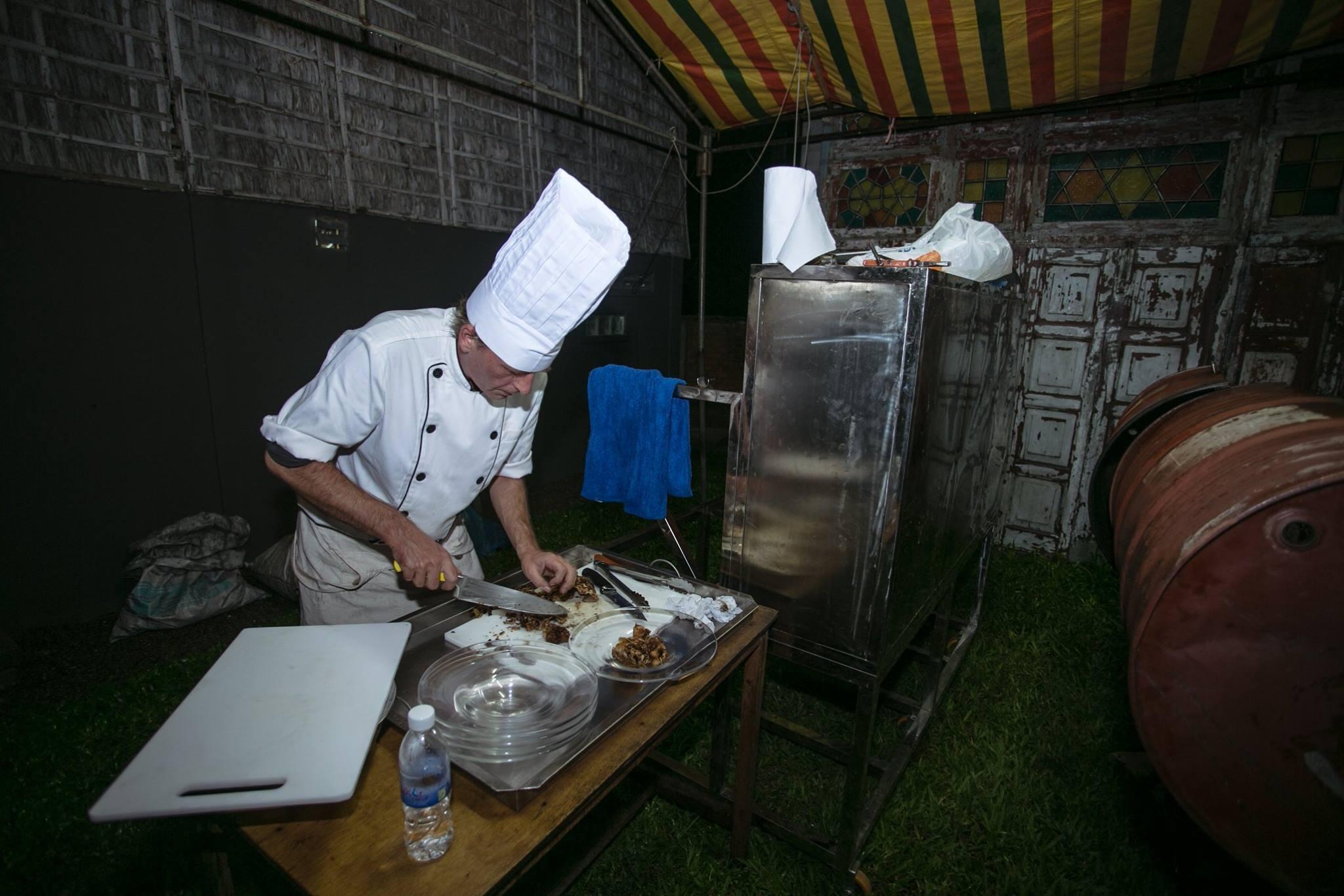 Chef Michael & Rotisserie