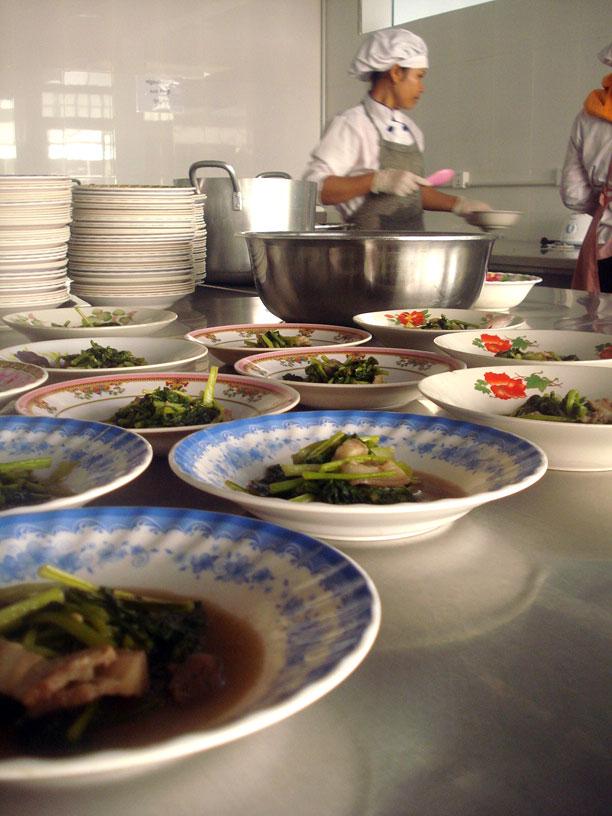 Food Portioning